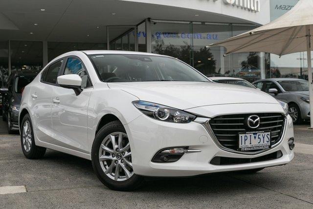 Used Mazda 3 Maxx Sport (5Yr), Mulgrave, 2018 Mazda 3 Maxx Sport (5Yr) BN MY18 Sedan