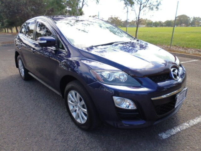 Used Mazda CX-7 Classic Activematic, Nailsworth, 2011 Mazda CX-7 Classic Activematic Wagon