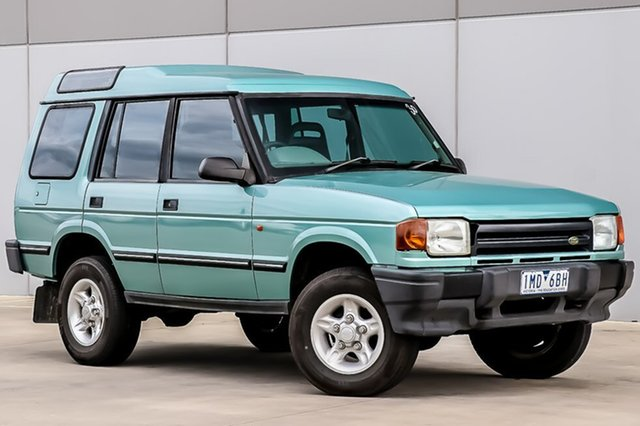 Discounted Used Land Rover Discovery, Pakenham, 1999 Land Rover Discovery Wagon