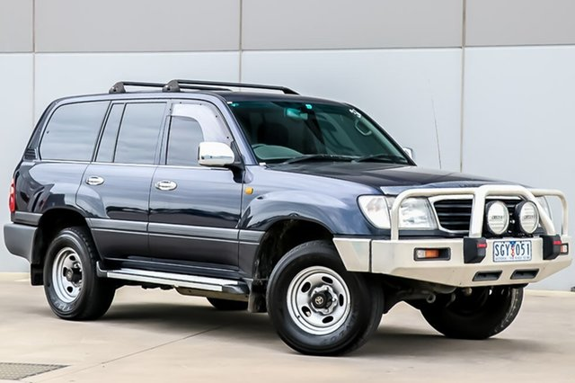 Discounted Used Toyota Landcruiser GXL, Pakenham, 2000 Toyota Landcruiser GXL Wagon