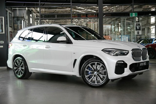 Used BMW X5 xDrive30d Steptronic, North Melbourne, 2018 BMW X5 xDrive30d Steptronic Wagon
