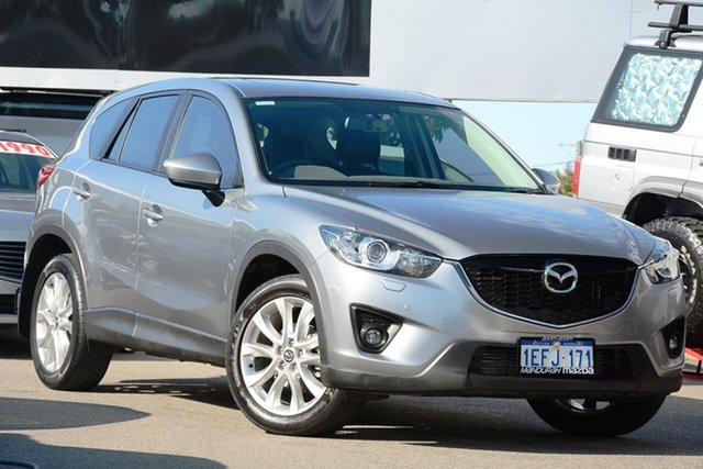 Used Mazda CX-5 Grand Tourer (4x4), Mandurah, 2013 Mazda CX-5 Grand Tourer (4x4) Wagon