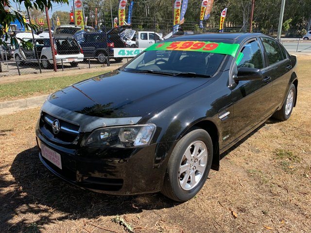 Used Holden Commodore Omega, Clontarf, 2010 Holden Commodore Omega Sedan