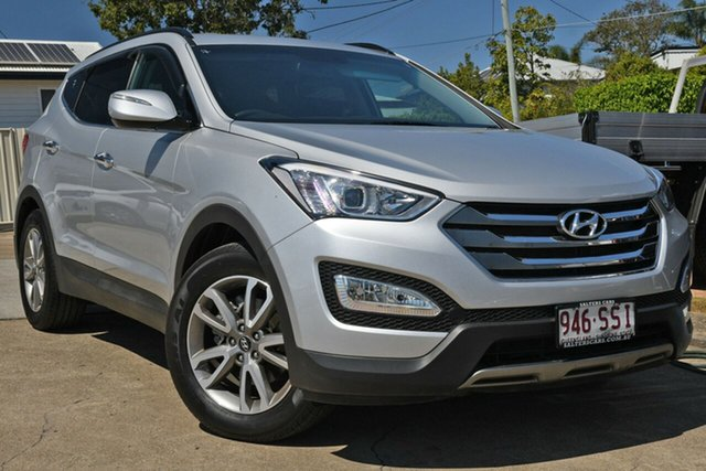 Used Hyundai Santa Fe Elite, Indooroopilly, 2012 Hyundai Santa Fe Elite Wagon