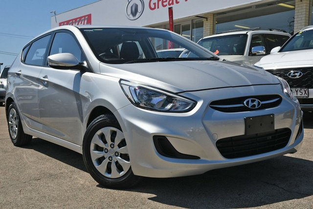 Used Hyundai Accent Active, Indooroopilly, 2016 Hyundai Accent Active Hatchback