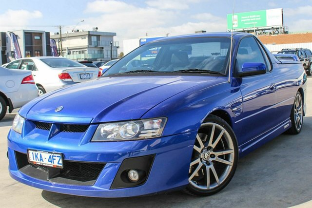 Used Holden Special Vehicles Maloo R8, Coburg North, 2005 Holden Special Vehicles Maloo R8 Utility