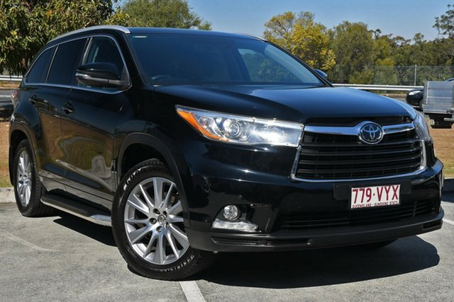 Used Toyota Kluger Grande AWD, Indooroopilly, 2015 Toyota Kluger Grande AWD Wagon