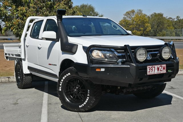 Used Holden Colorado LT Crew Cab, Indooroopilly, 2016 Holden Colorado LT Crew Cab Utility