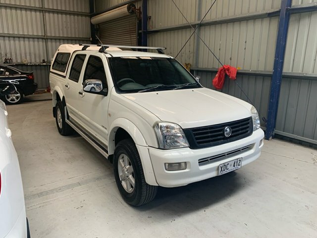 Discounted Used Holden Rodeo LT Crew Cab 4x2, Lonsdale, 2004 Holden Rodeo LT Crew Cab 4x2 Utility