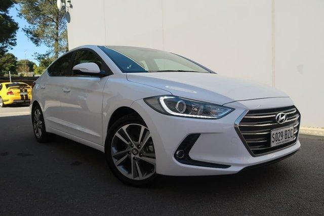 Used Hyundai Elantra Elite, Reynella, 2018 Hyundai Elantra Elite Sedan