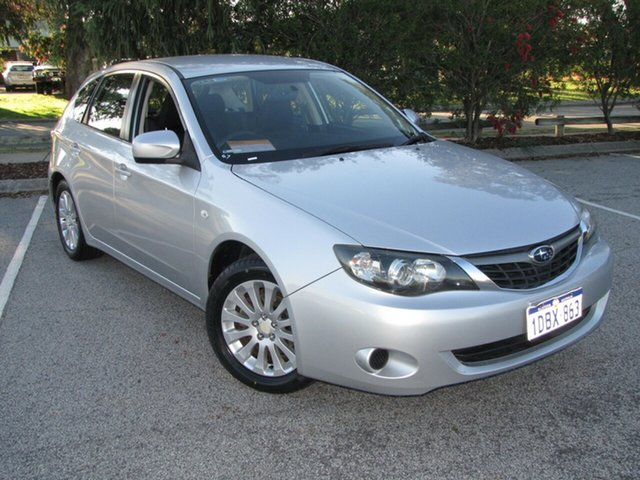 Used Subaru Impreza R AWD, Maddington, 2009 Subaru Impreza R AWD Hatchback