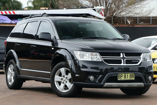 Used Dodge Journey SXT, Warwick Farm, 2011 Dodge Journey SXT Wagon