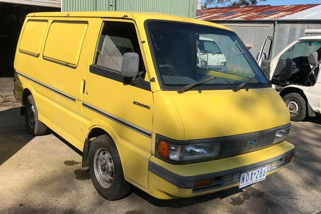 Used Ford Econovan Maxi, Glen Waverley, 1999 Ford Econovan Maxi Cab Chassis