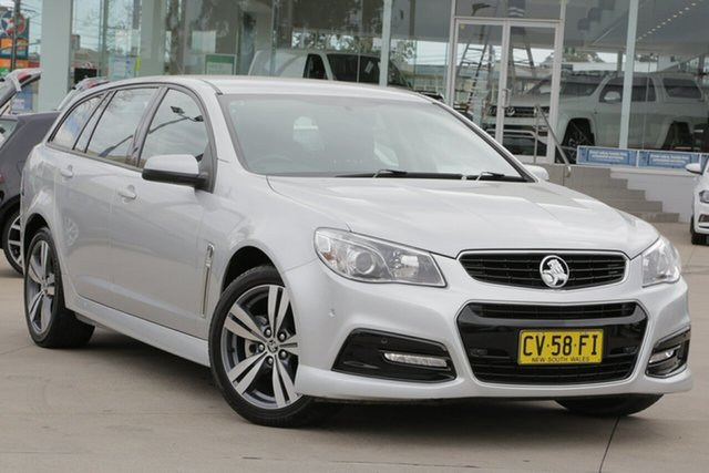 Used Holden Commodore SV6 Sportwagon, Waitara, 2013 Holden Commodore SV6 Sportwagon Wagon