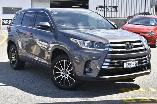 Used Toyota Kluger Grande 2WD, Northbridge, 2018 Toyota Kluger Grande 2WD Wagon