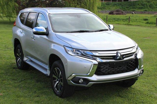 Demonstrator, Demo, Near New Mitsubishi Pajero Sport Exceed, Cheltenham, 2018 Mitsubishi Pajero Sport Exceed Wagon