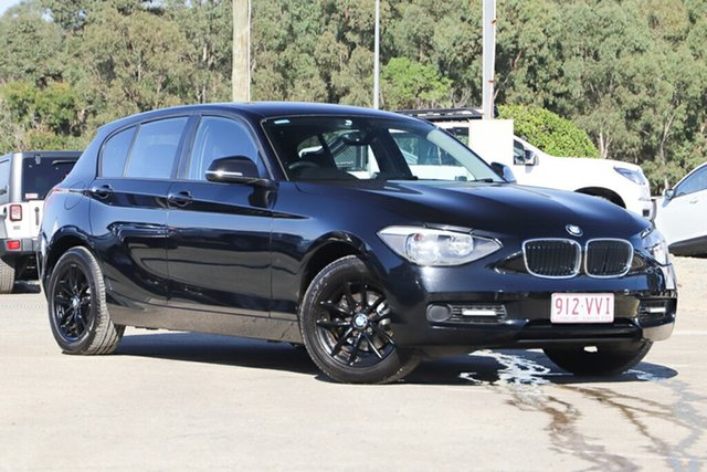 Used BMW 1 Series 116i Steptronic, Indooroopilly, 2013 BMW 1 Series 116i Steptronic Hatchback