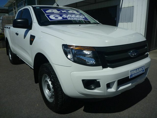Used Ford Ranger XL Super Cab, Edwardstown, 2014 Ford Ranger XL Super Cab Cab Chassis
