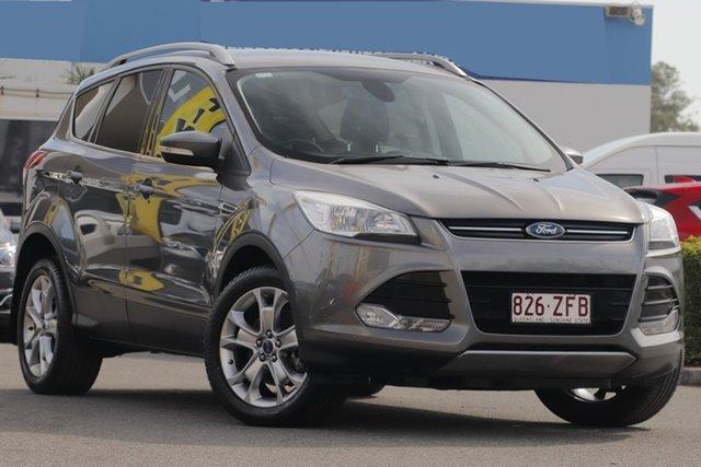 Used Ford Kuga Trend PwrShift AWD, Bowen Hills, 2014 Ford Kuga Trend PwrShift AWD Wagon