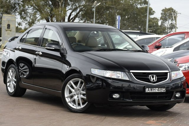 Used Honda Accord Euro Luxury, Warwick Farm, 2005 Honda Accord Euro Luxury Sedan