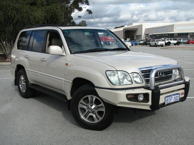 Used Lexus LX, Maddington, 2003 Lexus LX Wagon