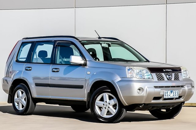 Discounted Used Nissan X-Trail ST-S 40th Anniversary, Pakenham, 2006 Nissan X-Trail ST-S 40th Anniversary Wagon
