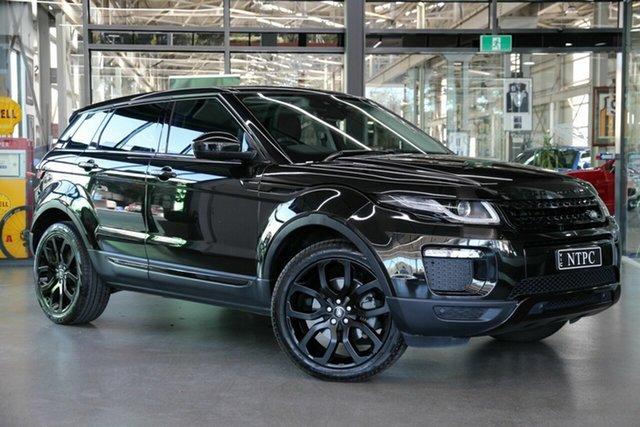 Used Land Rover Range Rover Evoque TD4 150 SE, North Melbourne, 2016 Land Rover Range Rover Evoque TD4 150 SE Wagon