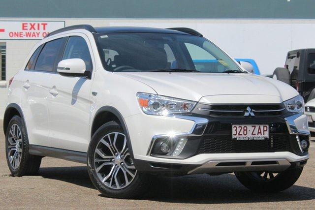 Demonstrator, Demo, Near New Mitsubishi ASX Exceed 2WD, Bowen Hills, 2019 Mitsubishi ASX Exceed 2WD Wagon