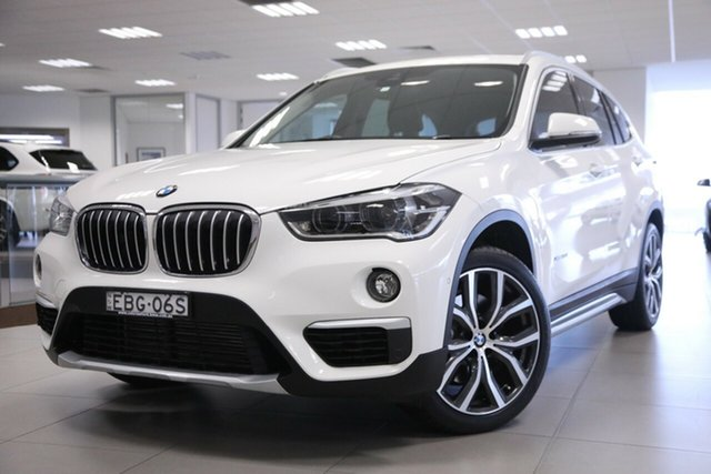Used BMW X1 xDrive 25I, Brookvale, 2016 BMW X1 xDrive 25I Wagon