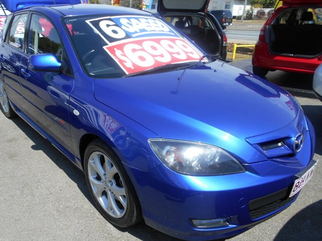 Used Mazda 3 SP23, Slacks Creek, 2008 Mazda 3 SP23 Hatchback