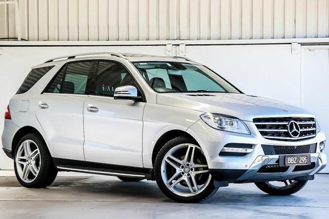 Used Mercedes-Benz M-Class ML250 BlueTEC 7G-Tronic +, Laverton North, 2015 Mercedes-Benz M-Class ML250 BlueTEC 7G-Tronic + Wagon