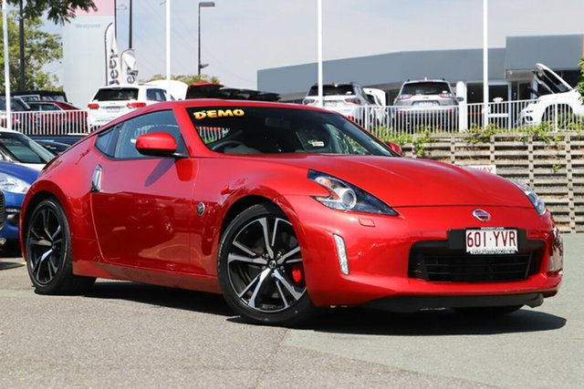 Demonstrator, Demo, Near New Nissan 370Z, Indooroopilly, 2019 Nissan 370Z Coupe