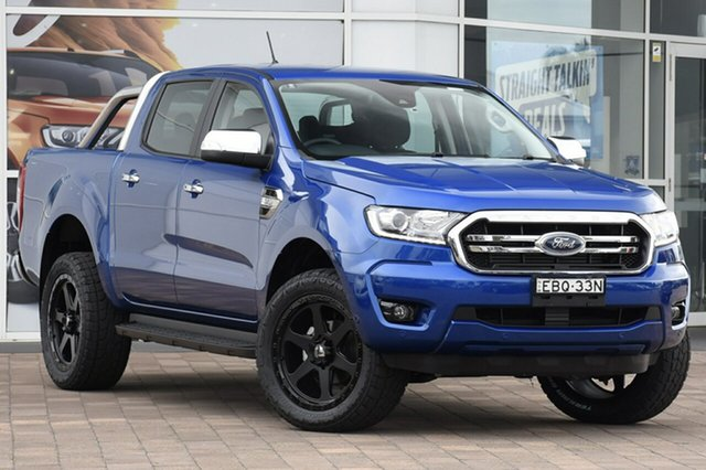 Used Ford Ranger XLT Pick-up Double Cab, Warwick Farm, 2018 Ford Ranger XLT Pick-up Double Cab Utility