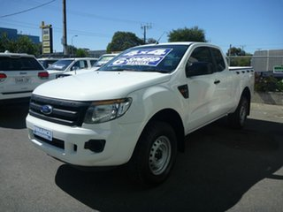 2014 Ford Ranger XL Super Cab Cab Chassis.