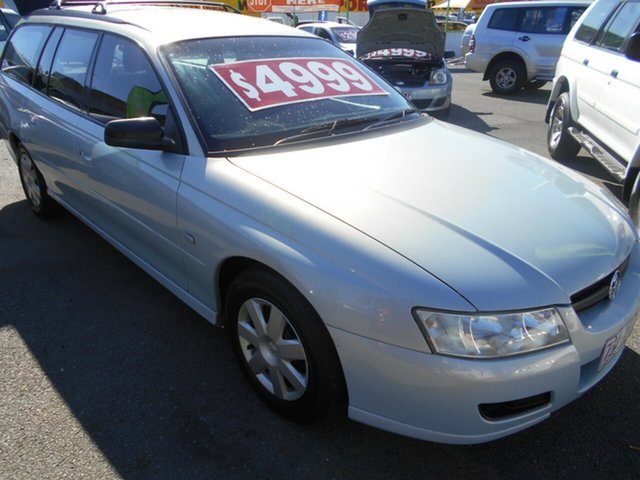 Used Holden Commodore Executive, Slacks Creek, 2005 Holden Commodore Executive Wagon