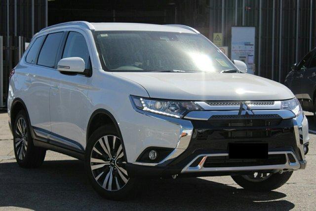 Demonstrator, Demo, Near New Mitsubishi Outlander LS 2WD, Bowen Hills, 2020 Mitsubishi Outlander LS 2WD Wagon