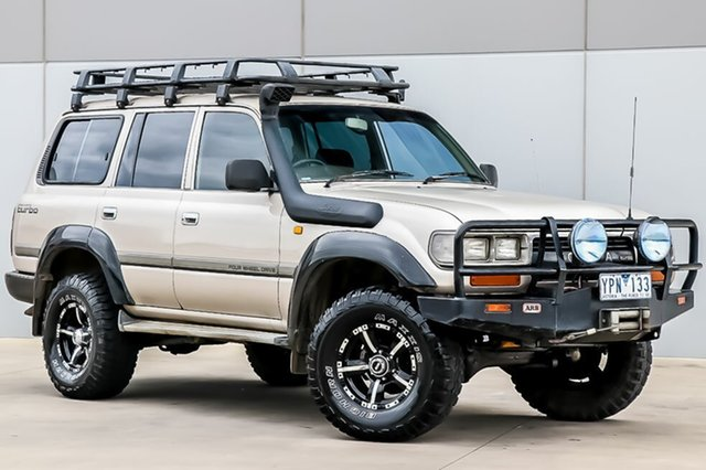 Discounted Used Toyota Landcruiser GXL, Pakenham, 1991 Toyota Landcruiser GXL Wagon