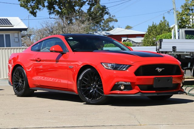 Used Ford Mustang GT Fastback SelectShift, Indooroopilly, 2017 Ford Mustang GT Fastback SelectShift Fastback
