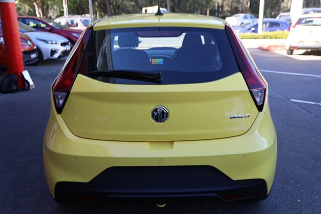 New MG MG3 Auto Core, Brookvale, 2019 MG MG3 Auto Core Hatchback