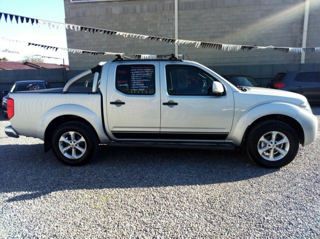 Used Nissan Navara ST (4x4), Klemzig, 2014 Nissan Navara ST (4x4) Dual Cab Pick-up