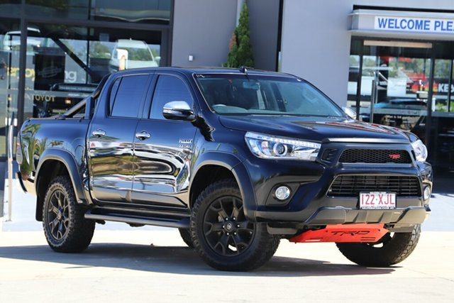 Used Toyota Hilux SR5 Double Cab, Indooroopilly, 2017 Toyota Hilux SR5 Double Cab Utility