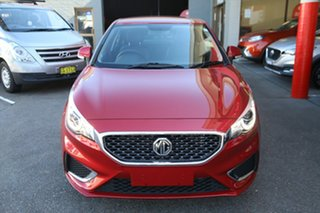 2019 MG MG3 Auto Excite Hatchback.
