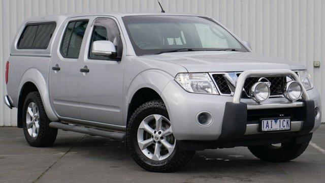 Used Nissan Navara ST (4x4), Sebastopol, 2013 Nissan Navara ST (4x4) Dual Cab Pick-up
