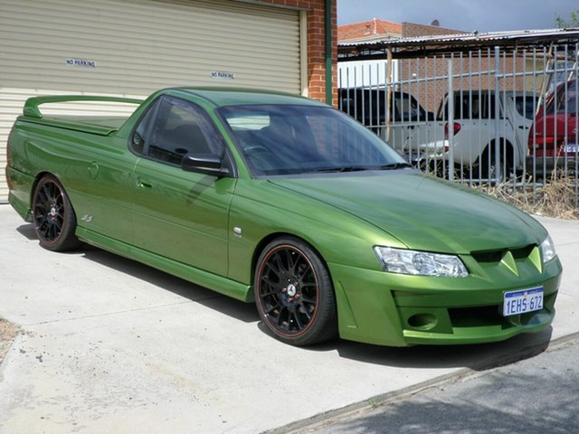 Used Holden Ute SS, Mount Lawley, 2003 Holden Ute SS Utility