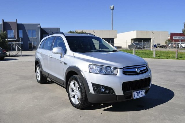 Used Holden Captiva 7 CX (4x4), Hoppers Crossing, 2012 Holden Captiva 7 CX (4x4) Wagon