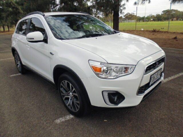 Used Mitsubishi ASX LS 2WD, Nailsworth, 2015 Mitsubishi ASX LS 2WD Wagon