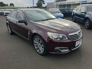 2015 Holden Commodore Sedan.
