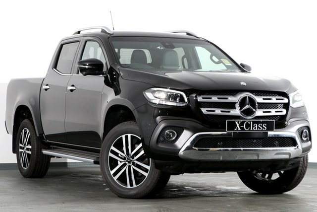 Demonstrator, Demo, Near New Mercedes-Benz X-Class X250d 4MATIC Power, Narellan, 2019 Mercedes-Benz X-Class X250d 4MATIC Power Utility
