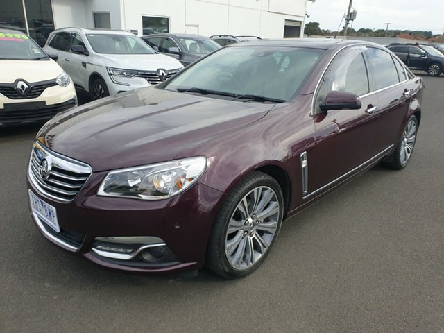 Used Holden Commodore, Warrnambool East, 2015 Holden Commodore Sedan