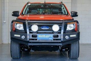 2013 Ford Ranger Wildtrak 3.2 (4x4) Crew Cab Utility.